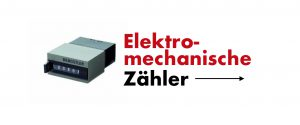 Hengslter elektro-mechanische Zähler